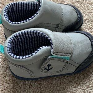 Toddler Carter's walking shoes!